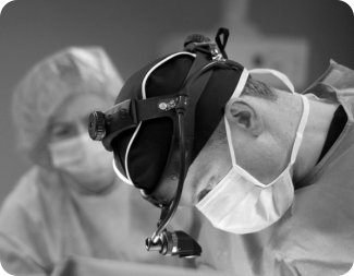 Plastic Surgery Clinic During the surgery