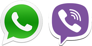 Our Whatsapp / Viber
