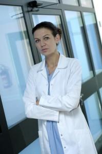 Dermatology Clinic Doctor 3