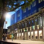 Kaunas City Night View